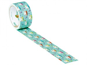 Duck Tape® 48mm x 9.1m Happy Camper