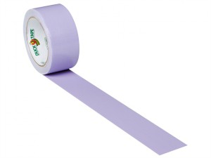 Duck Tape® 48mm x 9.1m Lilac Lily