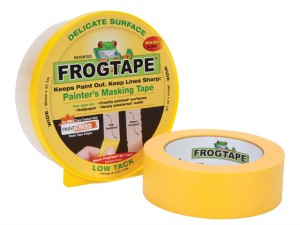 FrogTape® Delicate Masking Tape 36mm x 41.1m