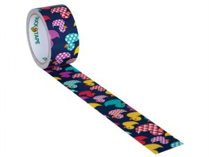 Duck Tape® 48mm x 9.1m Paddling Ducks