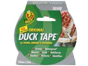 Duck Tape® Original 50mm x 25m Silver