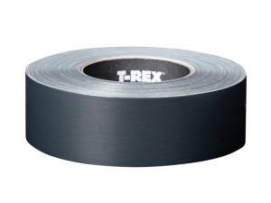 T-REX® Duct Tape 25mm x 9.1m Graphite Grey