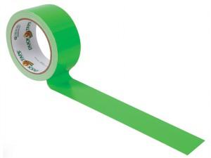 Duck Tape® 48mm x 9.1m Twist Of Lime