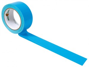 Duck Tape® 48mm x 9.1m Aqua