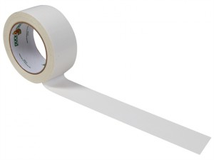 Duck Tape® 48mm x 9.1m Snowflake
