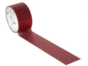 Duck Tape® 47mm x 4.5m Glitter Red