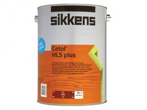 Cetol HLS Plus Translucent Woodstain Teak 5 Litre
