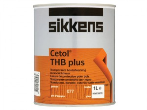 Cetol THB Plus Translucent Woodstain Pine 1 Litre