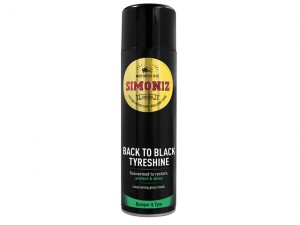 SAPP0074A Back To Black Tyreshine 500ml