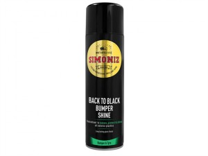 SAPP0082A Back To Black Bumper Shine 500ml