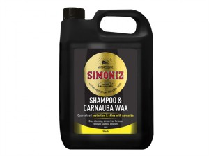 SAPP0086A Shampoo & Carnauba Wax 5 Litre