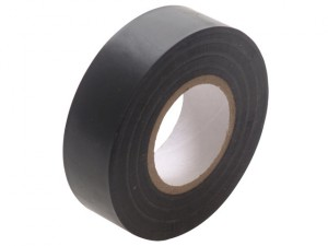 PVC Insulation Tape Black 19mm x 20m