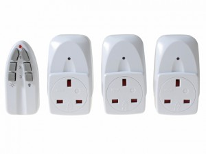 Remote Socket Triple Pack
