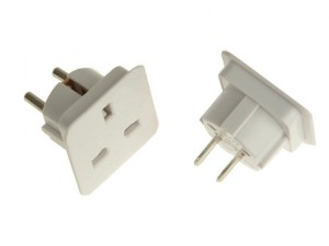 Worldwide Travel Adaptor - Pack of 2