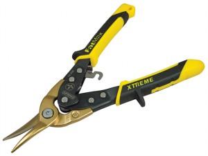 FatMax Yellow Aviation Snip Straight Cut 250mm (10in)