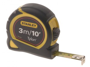 Tylon™ Pocket Tape 3m/10ft (Width 13mm) Carded