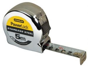 Powerlock Stainless Steel Tape 5m (Width 19mm)