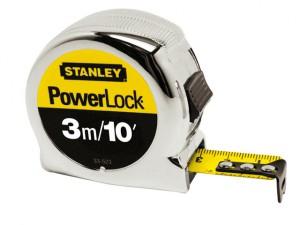 PowerLock® Classic Pocket Tape 3m/10ft (Width 19mm)