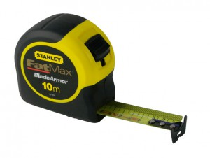 FatMax® Tape BladeArmor™ Pocket Tape 10m (Width 32mm)