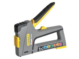 TR75 6-in-1 FatMax Heavy-Duty Stapler & Nail Gun