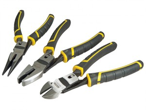 FatMax Compound Action Pliers Set of 3