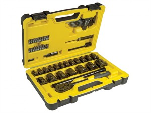 Tech 3 Socket Set 61 Piece 1/2in Drive