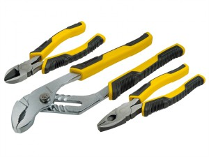 Control Grip Plier Set of 3