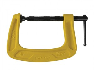 Bailey G Clamp 100mm (4in)