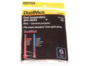 Dual Temp Mini Sticks 7 x 100mm Pack of 24