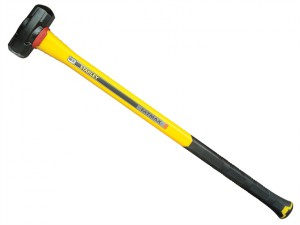 FatMax Sledge Hammer Fibreglass Long Handle 2.7kg (6lb)