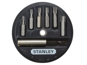 Insert Bit Set TORX 7 Piece