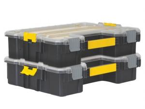 FatMax Deep Pro Organiser Twin Pack