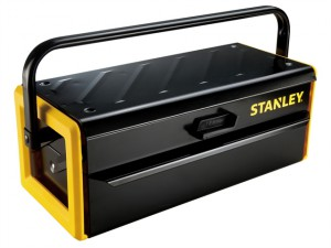 Metal Cantilever Toolbox 40cm (16in)