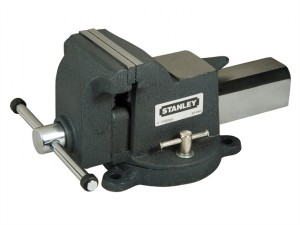 MaxSteel Heavy-Duty Bench Vice 150mm (6in)