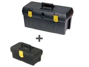 Toolbox 50cm (19in) + Toolbox 32cm (12.1/2in)