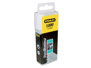 Flat Narrow Crown Staples 12mm CT308T Pack 1000