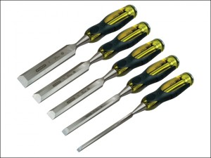 FatMax® Bevel Edge Chisel With Thru Tang Set of 5