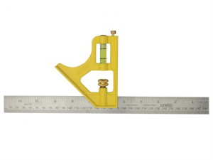 Die Cast Combination Square 300mm (12in)