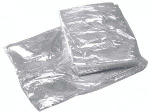 Polythene Dust Sheet 3.6 x 3.6m