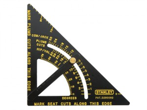 Adjustable Quick Square 170mm (6.3/4in)