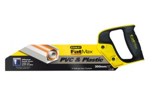 FatMax PVC & Plastic Saw 300mm (12in) 11tpi