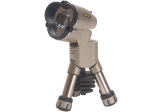 Maxlife 2 369 Titanium Finish Midi Tripod Torch