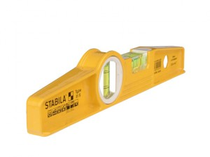 81S-10ML Magnetic Torpedo Level 25cm Loose