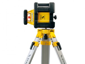 LAR 250 Self Levelling Laser Level With BST-K-L Tripod & NL Levelling Rod