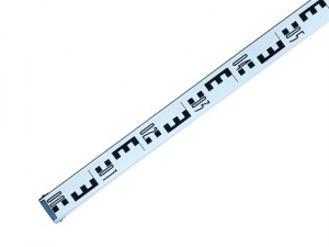 T-NL Telescopic Measuring Rod 5 Metre