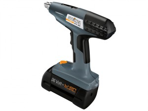 BHG 360 Cordless Heat Gun 36V 1 x 2.6Ah Li-ion Battery