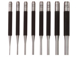 S565PC Pin Punch Set 8 Piece