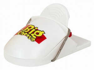 Quick Click Ready To Use Mouse Trap - Twin Pack