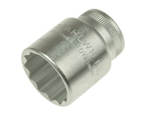 Bi-Hexagon Socket 1/2in Drive 9/16in