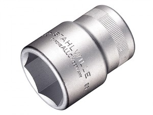 Hexagon Socket 3/4in Drive 24mm
